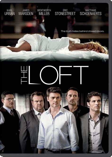 film blu ray 2015 the loft dvd release date may 26 2015