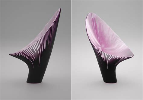 3d printed chair zaha 3d printed chairs designed by zaha hadid architects