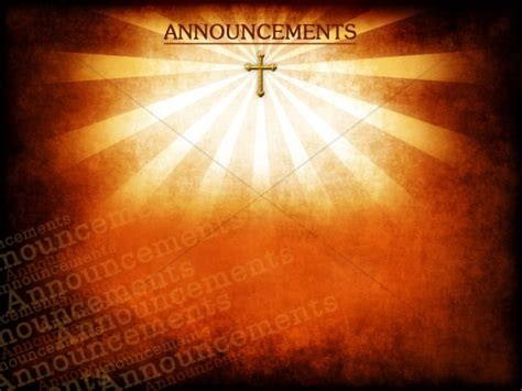 Church announcements announcement backgrounds sharefaith page 3