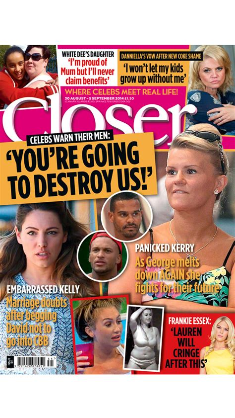Whos News Lifestyle Magazine 4 by Closer Uk Magazine The Best News