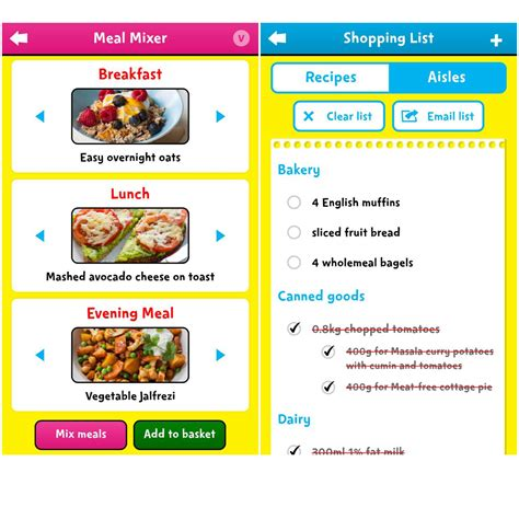best apps for restaurants room planner change best uk cooking apps 5 meal planning and recipe apps to