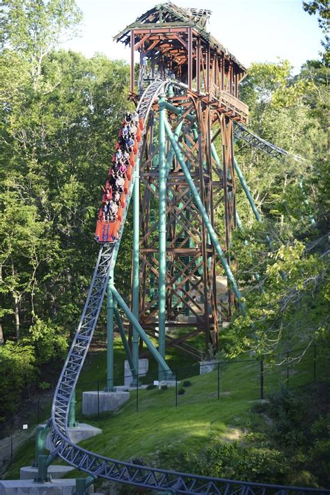 Busch Gardens New Coaster by 977 Best Images About Roller Coasters On Cedar