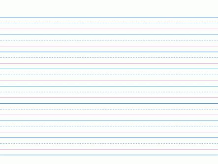 four line writing paper adobe illustrator how to create a page template of solid