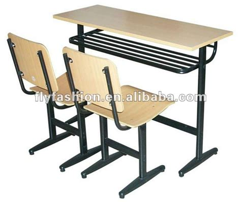 Hot Sale Modern School Desk And Chair Used School Desk Used Student Desks