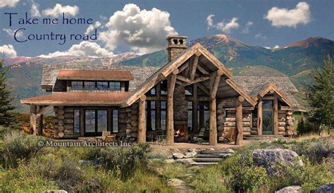 amazing log cabin house plans