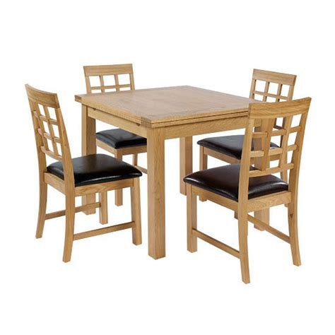 Cheap Extendable Dining Table Buy Cheap Solid Oak Extendable Dining Table Compare Furniture Prices For Best Uk Deals