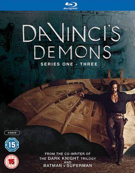 belchester box set series 1 da vinci s demons series 1 3 zavvi