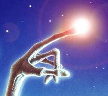e t finger light e t phone home there s a gemstone from outer space