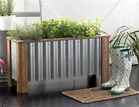 diy planter box plans fresh home ideas gardens