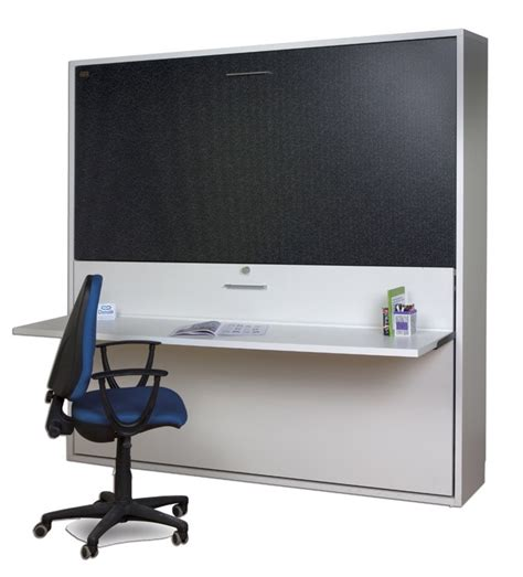 litera abatible con escritorio litera abatible horizontal con escritorio