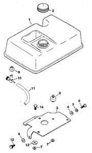 15 fuel tank top tank diagram parts list for model mv8301500to301532 kohler parts all