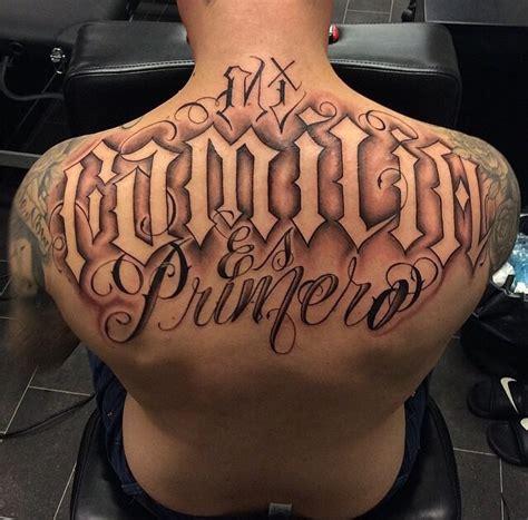 familia tattoo mi familia es primero tatt tatts tatt