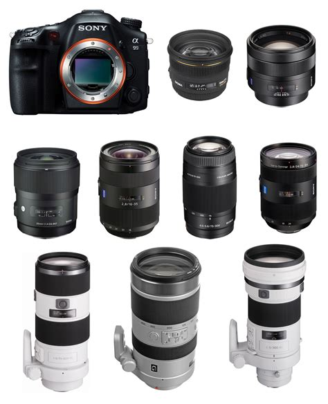 best lenses for sony alpha sony a99 news at cameraegg part 2