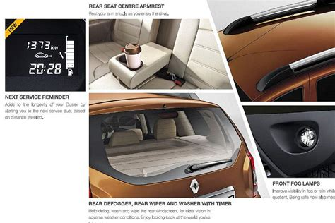 renault duster 4x4 2015 2015 renault duster suv what s new