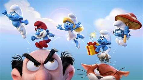 The Smurfs smurfs the lost 2017