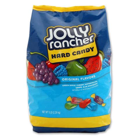 Rancher Home by Jolly Ranchers Candy 5 Lb Bag Spangler Candy