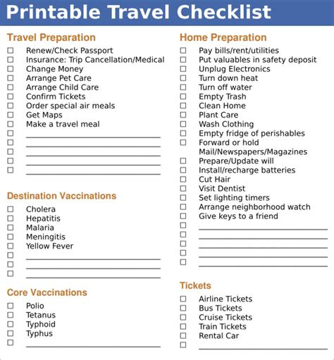 template word packing list template vacation beach for family
