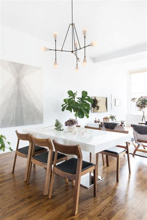 White Wood Dining Room Table 25 Best Dining Room Design Ideas On Beautiful