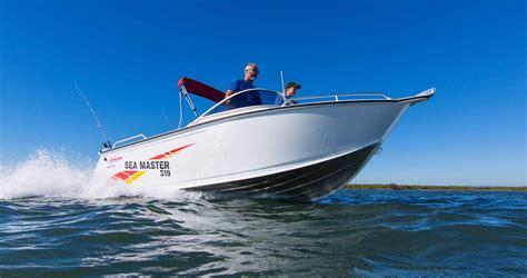 stacer runabouts aluminium boat range