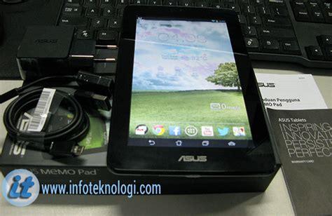 Spesifikasi Tablet Android Asus Memo Pad Me172v review tablet android asus memo pad me172v