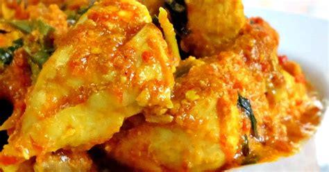 cara membuat opor ayam manado resep cara membuat ayam woku manado
