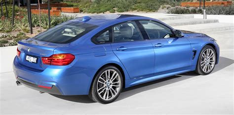2016 bmw 4 series pricing and specifications new engines
