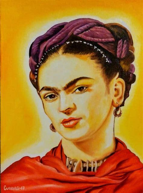 imagenes figurativas de frida kahlo retrato frida kahlo pintura al oleo arte 1 200 00 en