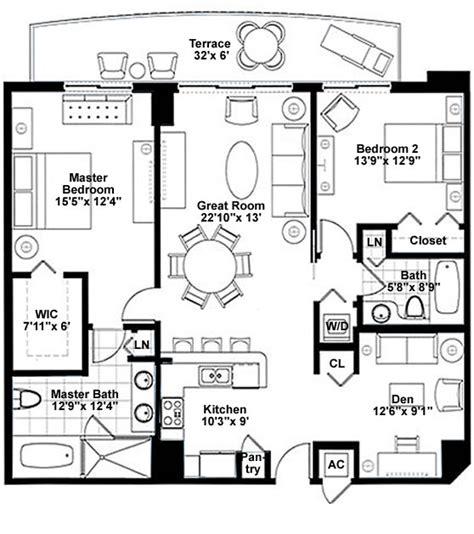 Floor Plans Sapphire Fort Lauderdale Floor Plan With Dimensions In Meters