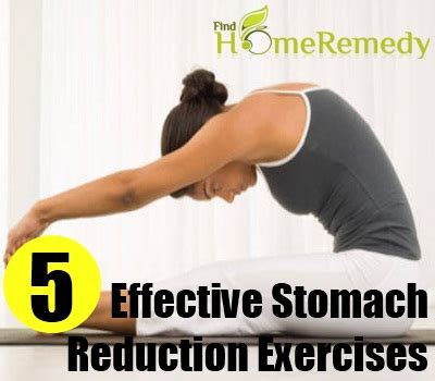 5 effective stomach reduction exercises how to reduce stomach with exercises find home