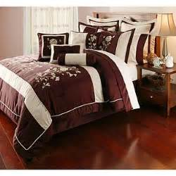 8 comforter set aleesa decorative bedding set