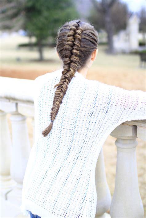 create  infinity braid combo cute girls hairstyles