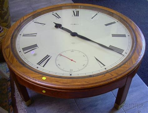 Howard Miller Coffee Table Clock Page Not Found Live Auctioneers