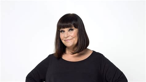 awn french dawn french quot i was jealous of jennifer s ab fab success