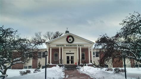 Webster Mba Review by Daniel Webster College Colleges Universities Nashua