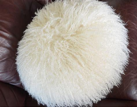 mongolian fur pillow 17