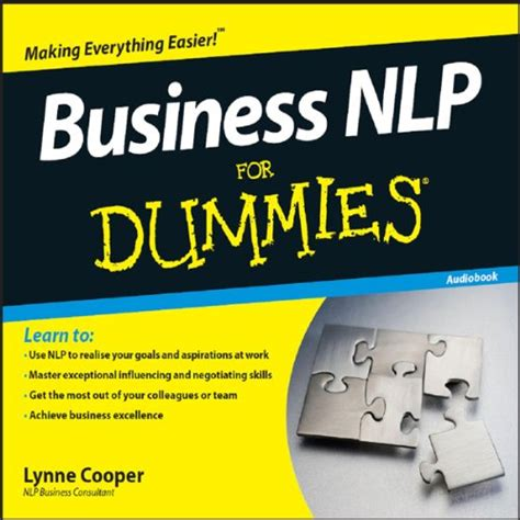 Complete Mba For Dummies by Business Nlp For Dummies Pdf Free Irirahemango