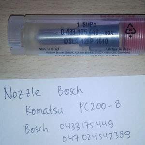 Nozzle Assy Hino Dutro by Dsla128p1510nozzle Assynozzle Assy Di Jakarta
