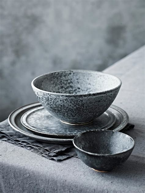 steinzeug geschirr geschirr im handmade look keramik porzellan und