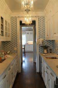 Galley Kitchen Cabinets 5 Ways To Create A Successful Galley Style Kitchen Layout