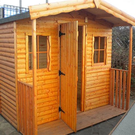 Cabin Style Sheds by Rainham Sheds Log Cabins