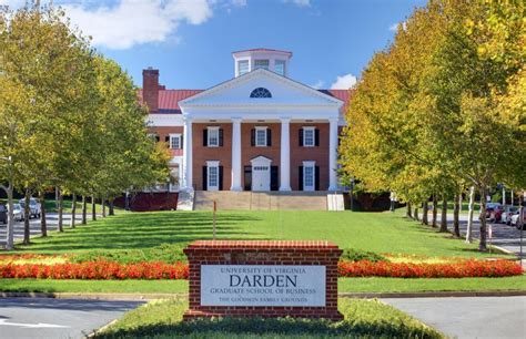 Georgetown Mba Admissions Deadlines by Uv Darden School Announces Fall 2018 Deadlines Mba Essay