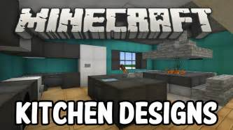 Kitchen Design Minecraft by Minecraft Interior Design Kitchen Edition Youtube