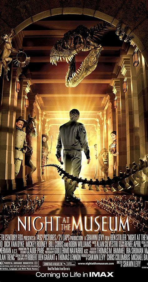 Night At The Museum 2006 Imdb | night at the museum 2006 imdb