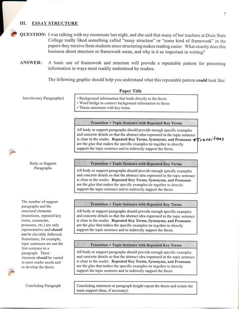 Structured Essay by Related Keywords Suggestions For Essay Structure