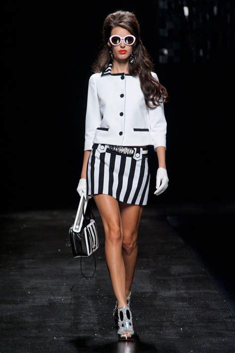 monochrome dress by miulan trend alert monochrome monochrome moschino and