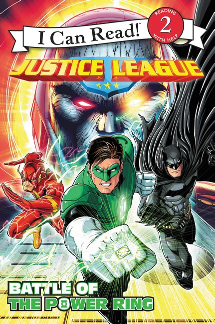 justice league classic i am the flash i can read level 2 justice league classic battle of the power ring i can