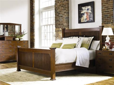 stickley furniture bedroom traditional with leopold s bed stickley mission bedroom craftsman bedroom wichita