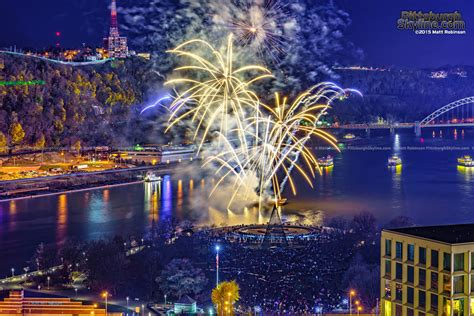 Pittsburgh On Light Up Night 2015 Pittsburghskyline Com Point State Park Lights