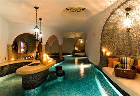 schwimmbad im keller indoor pool bauen 50 traumhafte schwimmb 228 der