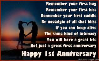 Anniversary poems for couples happy first wedding anniversary poems